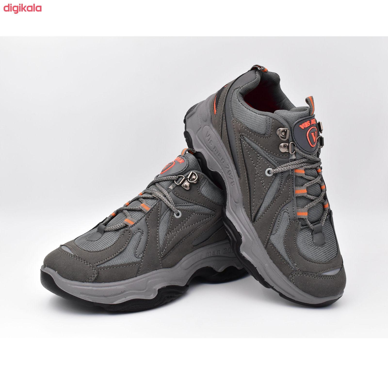 کفش کوهنوردی مردانه ویس من مدل CKO کد 8377 main 1 6