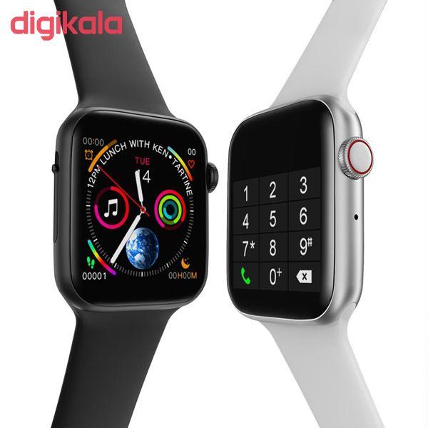 ساعت هوشمند مدل w34 plus main 1 5