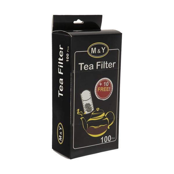 فیلتر چای ام اند وای مدل RX-22 بسته 100 عددی