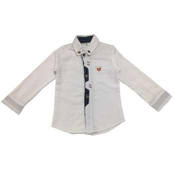 پیراهن پسرانه مدل LOGO-SF