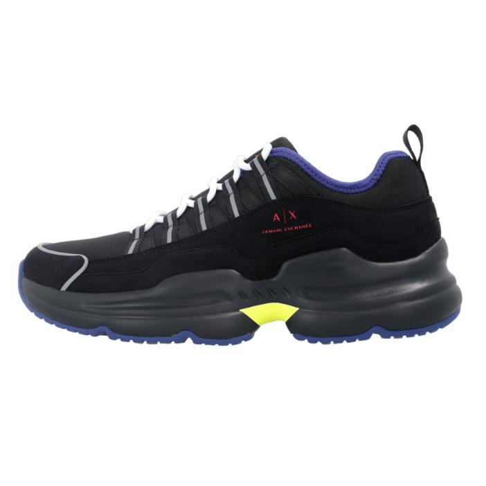 کفش راحتی مردانه آرمانی اکسچنج مدل XUX051XV204-K001