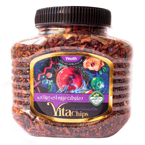 دمنوش میوهای جوانی ویتاچیپس - 200 گرم
