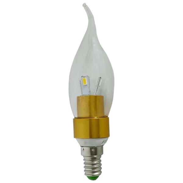 لامپ اس ام دی 3 وات زد اف آر کد ROO2 5730  پایه E 14