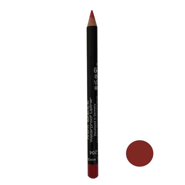 مداد لب نوکس بل شماره 204