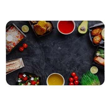 پادری  طرح آشپزخانه کد 8274 سایز 60 × 40 سانتی متر
