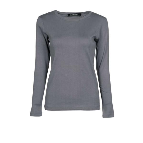 تی شرت آستین بلند زنانه رامکات مدل 566