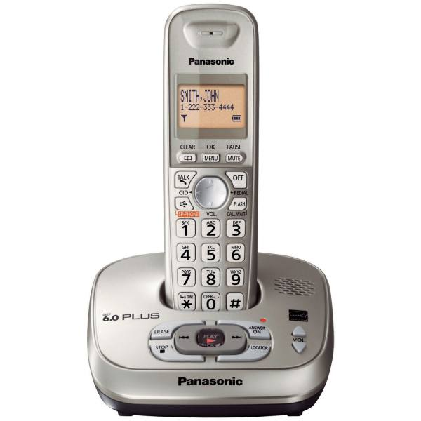 تلفن بیسیم پاناسونیک مدل KX-TG4021