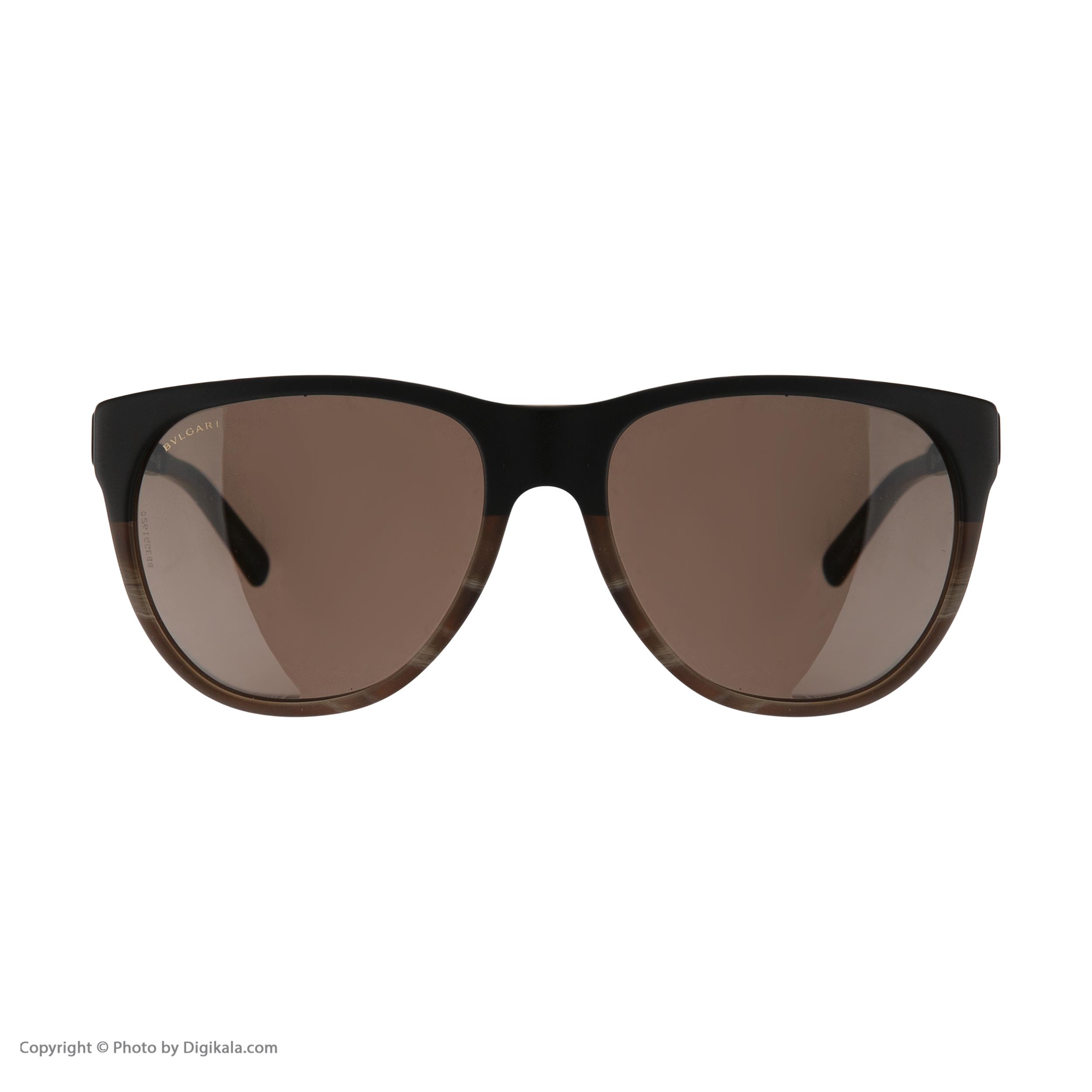 عینک آفتابی بولگاری مدل BV7025S 535673 -  - 3