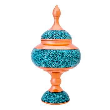تصویر شکلات خوری فیروزه کوبی مسجدی کد F21