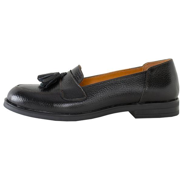 کفش زنانه پارینه چرم مدل show81