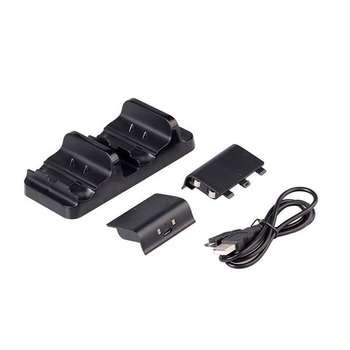 شارژ دسته بازی ایکس باکس دابی مدل Dual Charging Dock