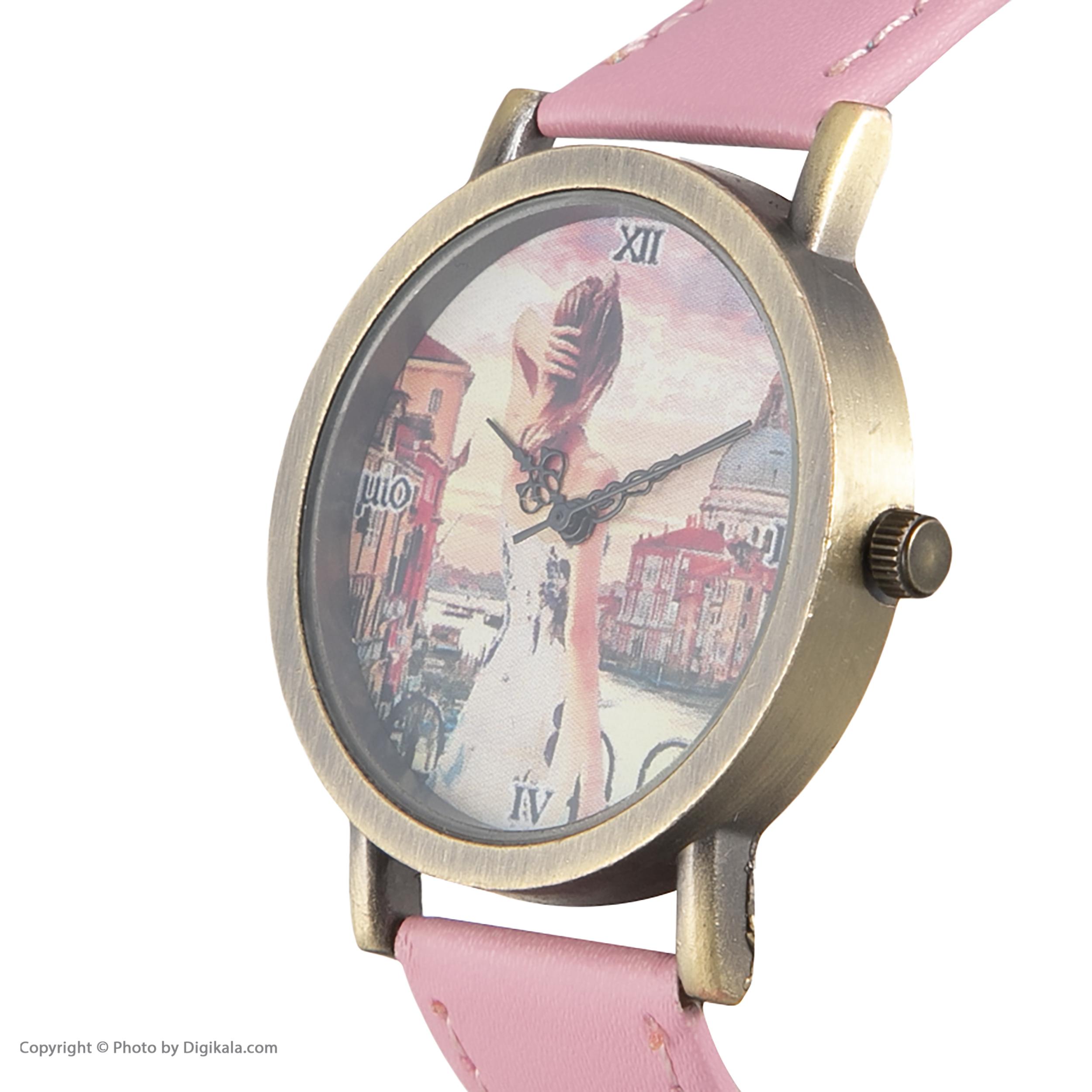 ساعت مچی  زنانه میو مدل MWL2591              اصل