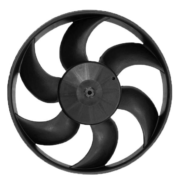 پروانه فن رادیاتور کد 3209 مناسب برای پژو 405