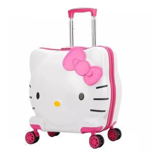 چمدان کودک مدل hellokitty