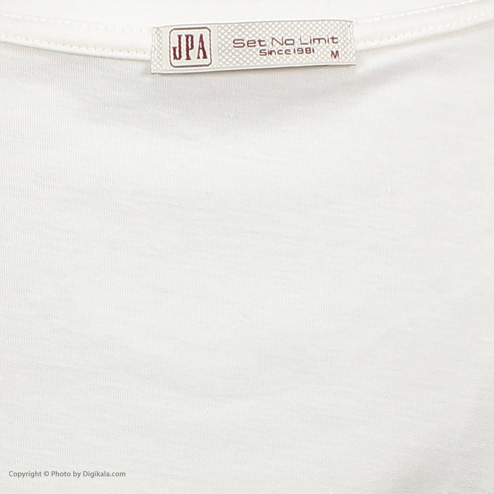 تی شرت زنانه جامه پوش آرا مدل 4012019475-05 -  - 7