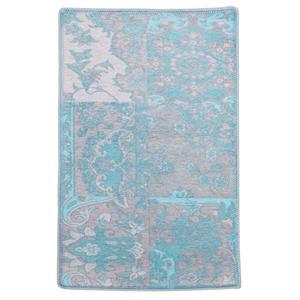 فرش پارچه ای سی فرش مدل شانل کد 11006