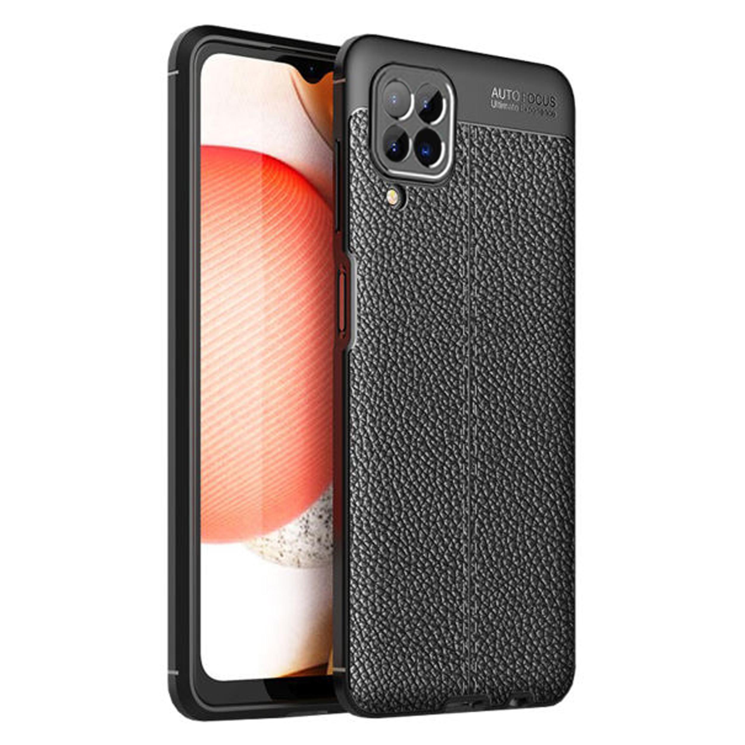 بررسی و {خرید با تخفیف} کاور گرین مدل AF-002 مناسب برای گوشی موبایل سامسونگ Galaxy A12 اصل