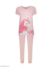 ست تی شرت و شلوار راحتی زنانه مادر مدل 2041104-84 -  - 2