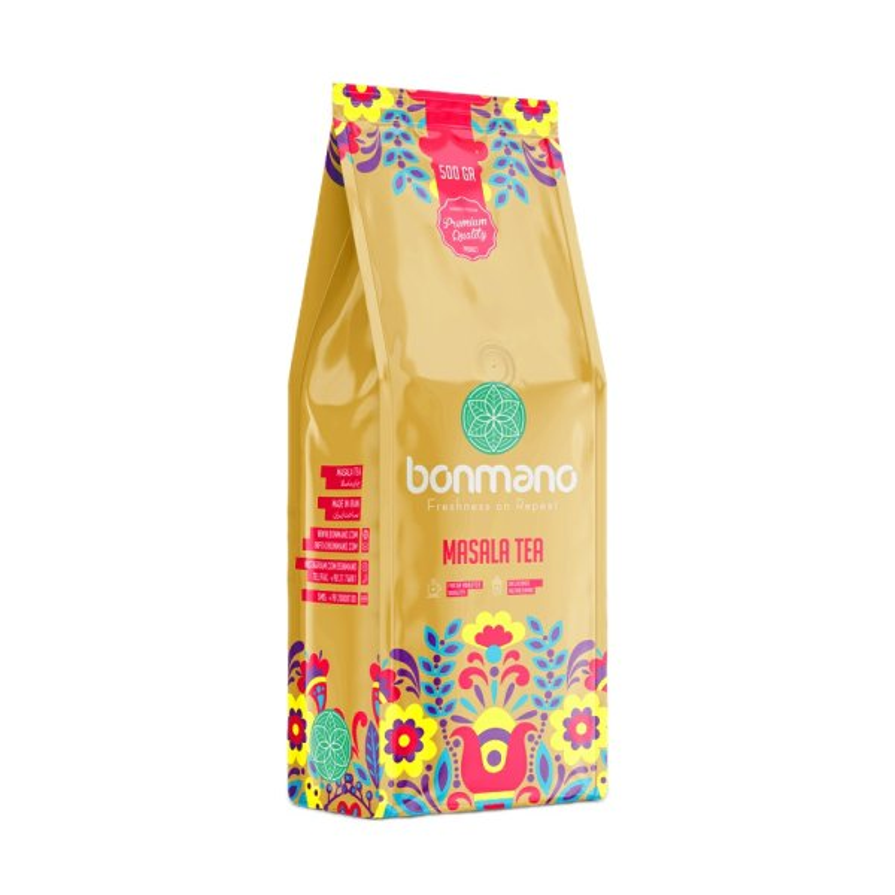 چای ماسالا بن مانو - 0.5 کیلوگرم