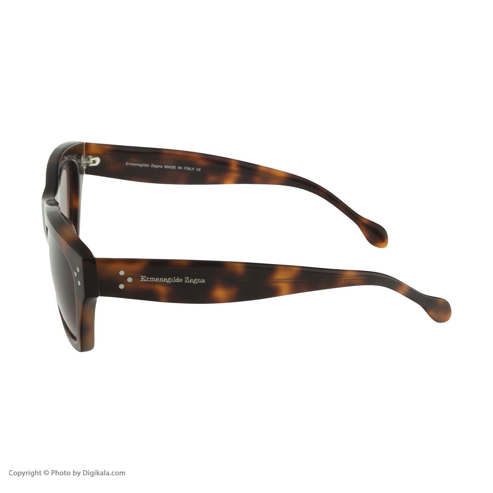 عینک آفتابی ارمنگیلدو زگنا مدل 3700 -  - 6