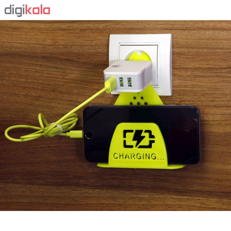 پایه نگهدارنده شارژر موبایل مدل Hng 0229 main 1 10