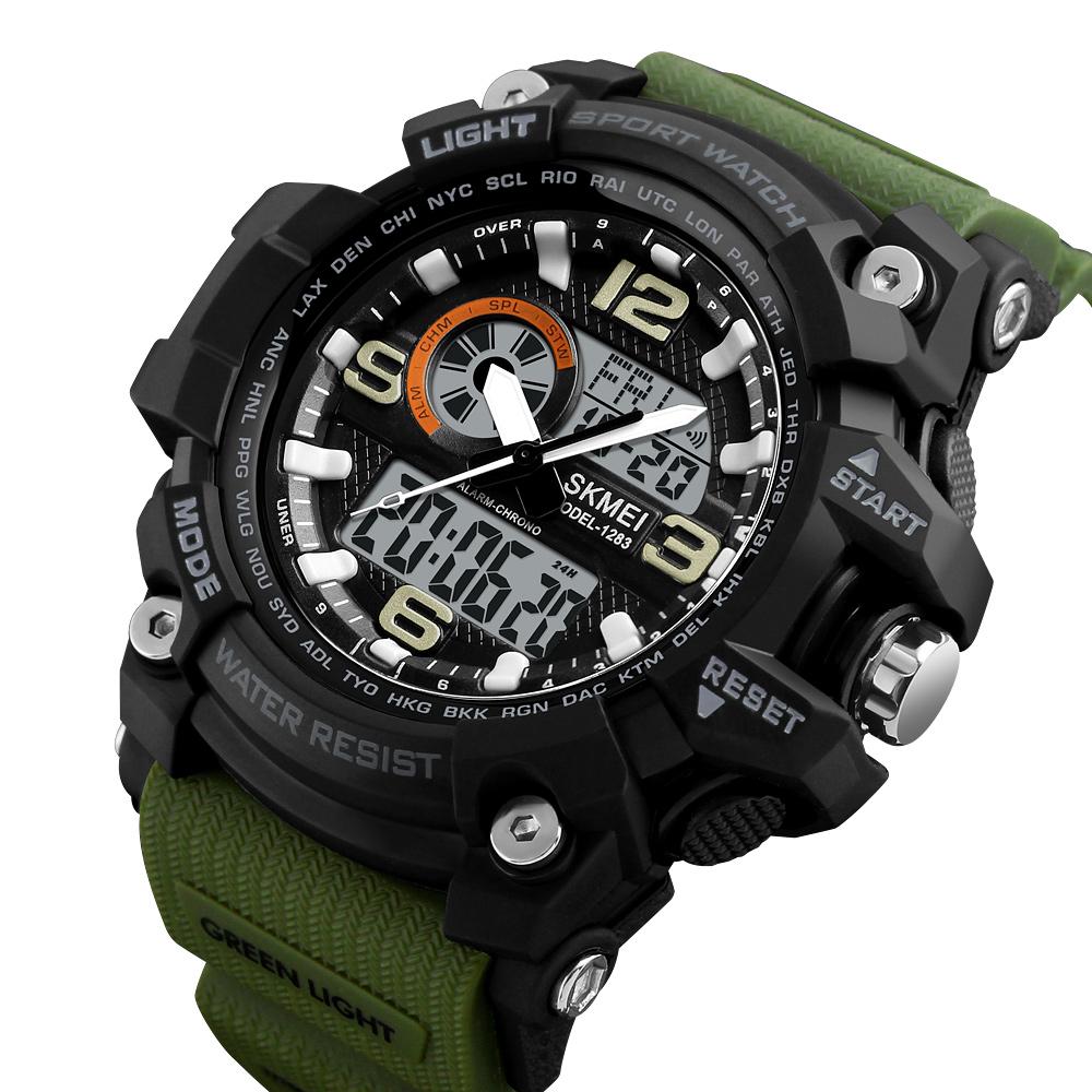 ساعت مچی عقربهای مردانه اسکمی مدل 1283G-N2
