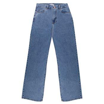 شلوار جین زنانه زیبو مدل 04020-BLUE