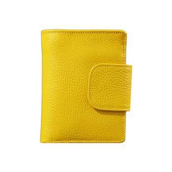 کیف پول زنانه چرم بیسراک مدل KPZ-102
