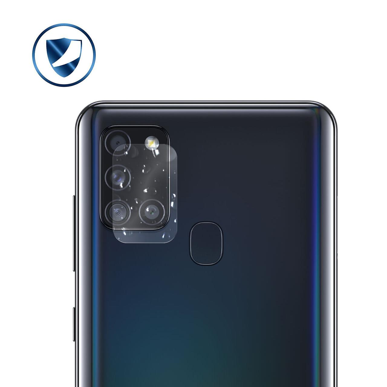 محافظ لنز دوربین سیحان مدل GLP مناسب برای گوشی موبایل سامسونگ Galaxy A21s main 1 3