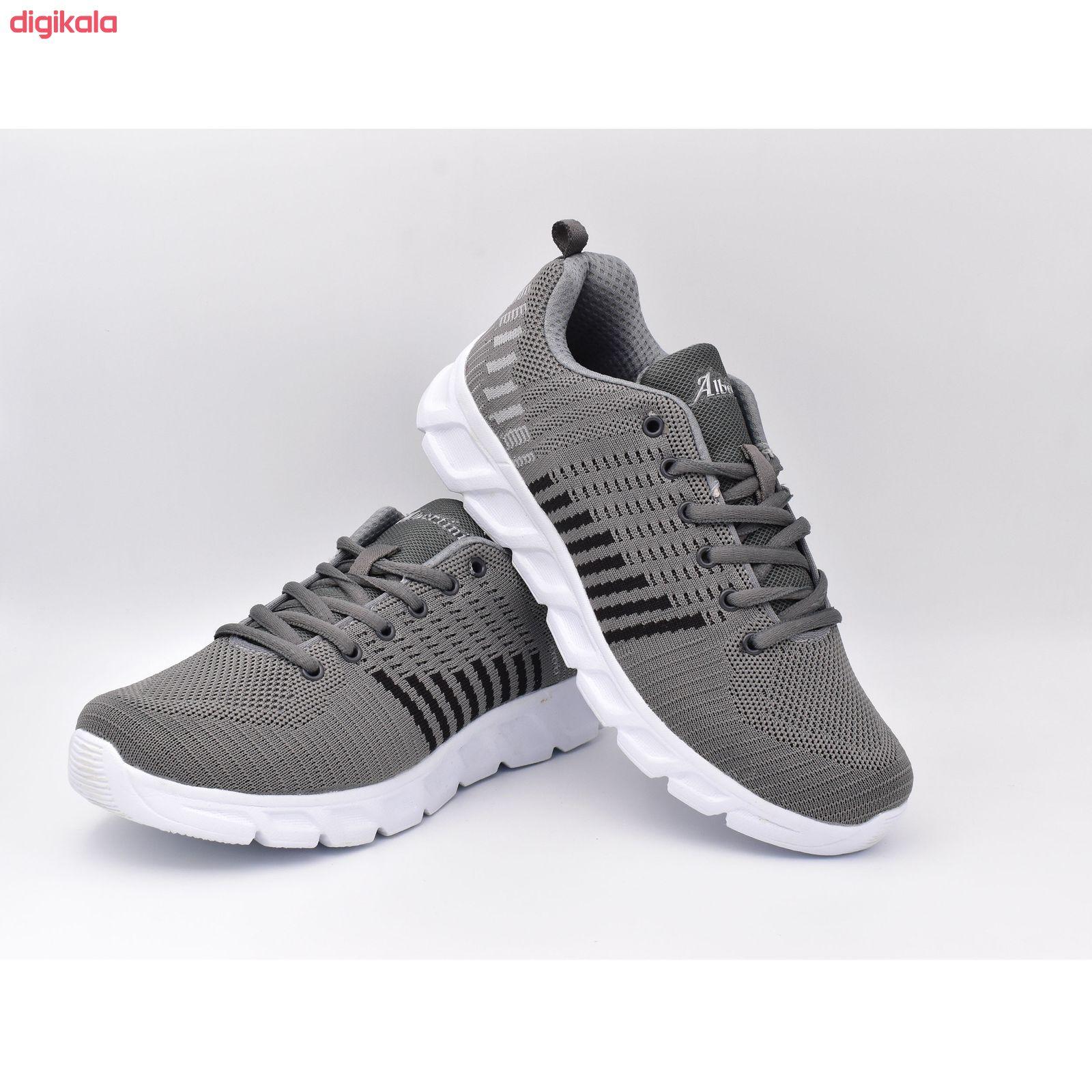 کفش پیاده روی مردانه آلبرتینی مدل زمرد کد 7904 main 1 6