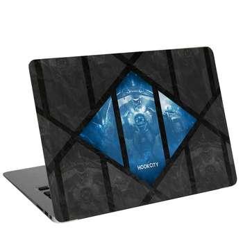 استیکر لپ تاپ طرح HOOK CITY LEAGUE LEGENDSکد cl-295مناسب برای لپ تاپ 15.6 اینچ