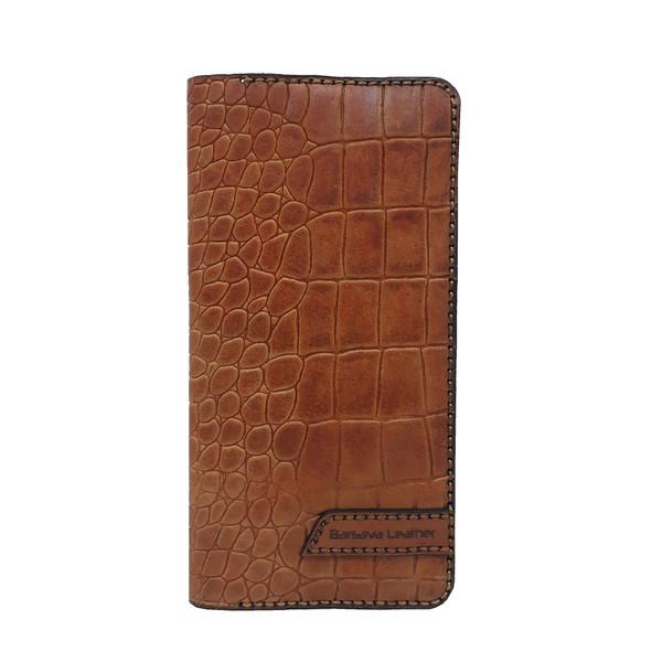 کیف پول مردانه چرم بارثاوا مدل 1505