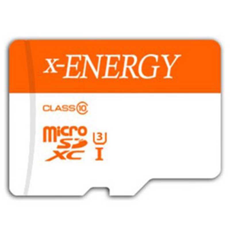 کارت حافظه microSDXC ایکس انرژی مدل IPM کلاس 10 استاندارد U3 سرعت 80MBps ظرفیت 64 گیگابایت