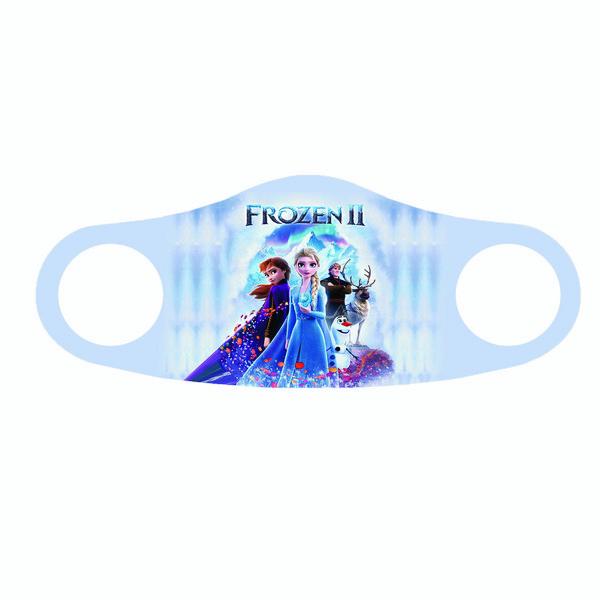 ماسک تزیینی طرح فروزن کد m23