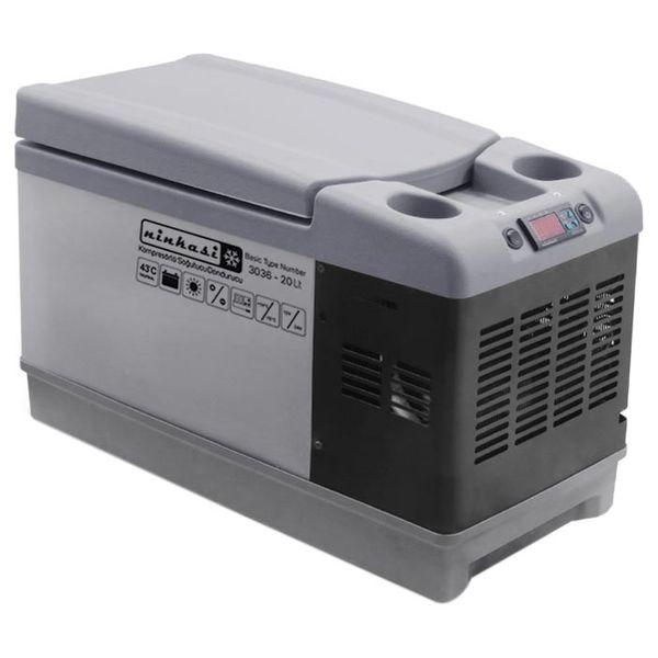 یخچال خودرو نینکاسی مدل 3036_20Lt