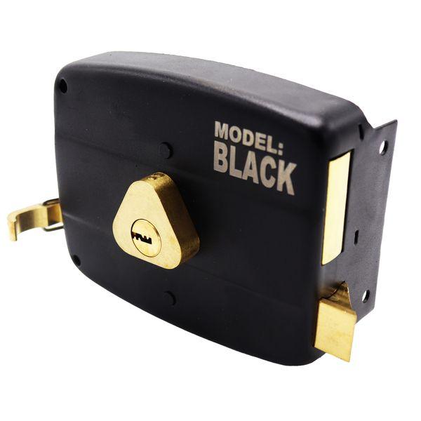 قفل در حیاطی مدل YPSCH-411