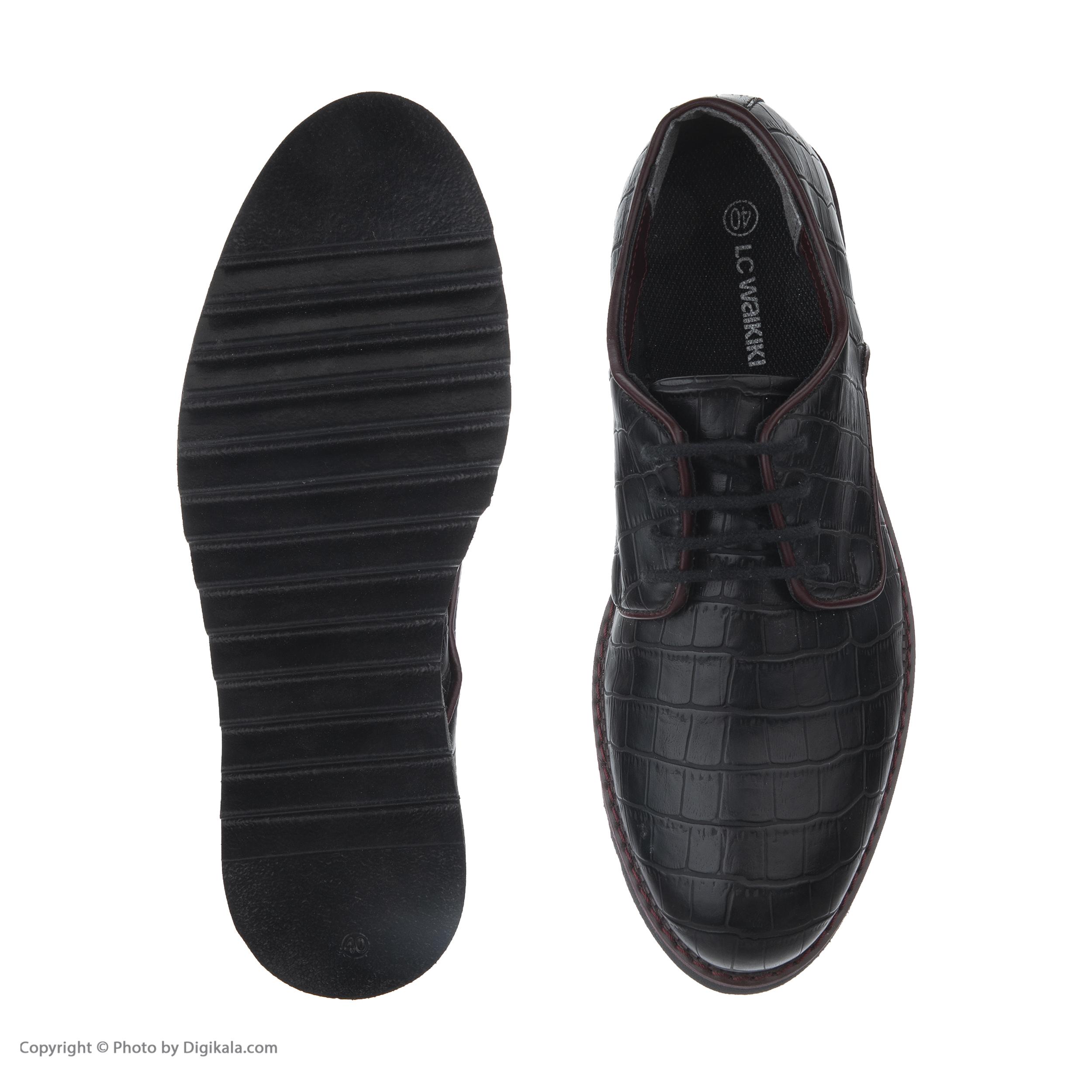 خرید                                     کفش روزمره مردانه ال سی وایکیکی مدل 8SC110Z8-BLACK