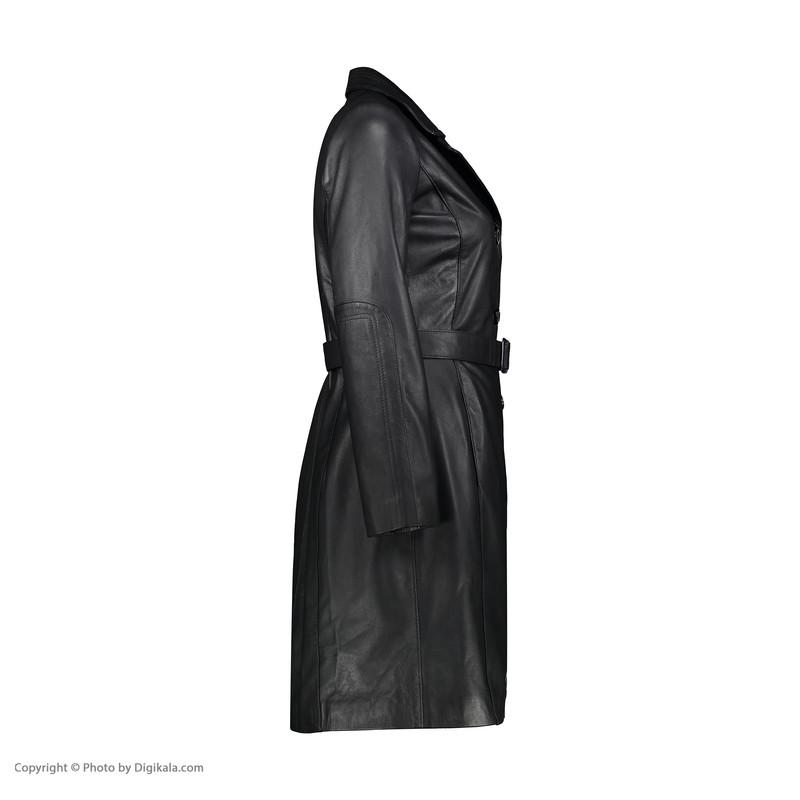 کت چرم زنانه شیفر مدل 2806-8