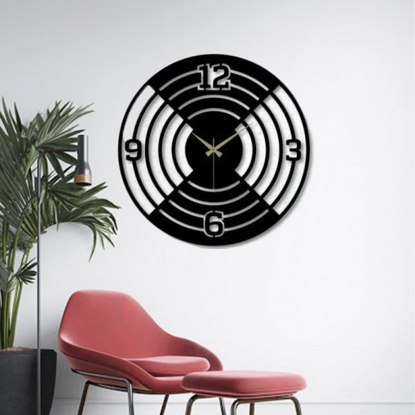 ساعت دیواری پارسمن مدل دارت