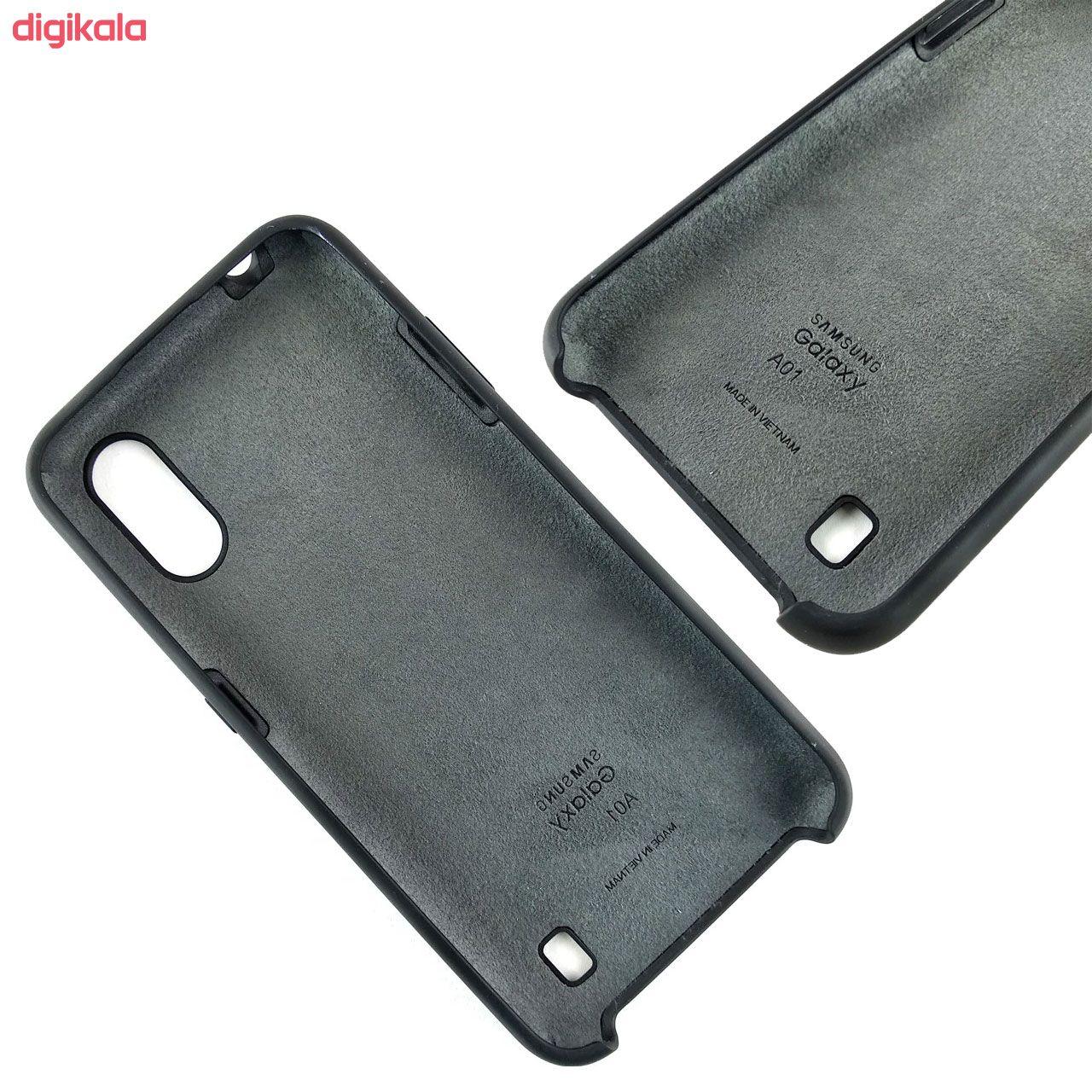 کاور مدل SLCN مناسب برای گوشی موبایل سامسونگ Galaxy A01 main 1 8