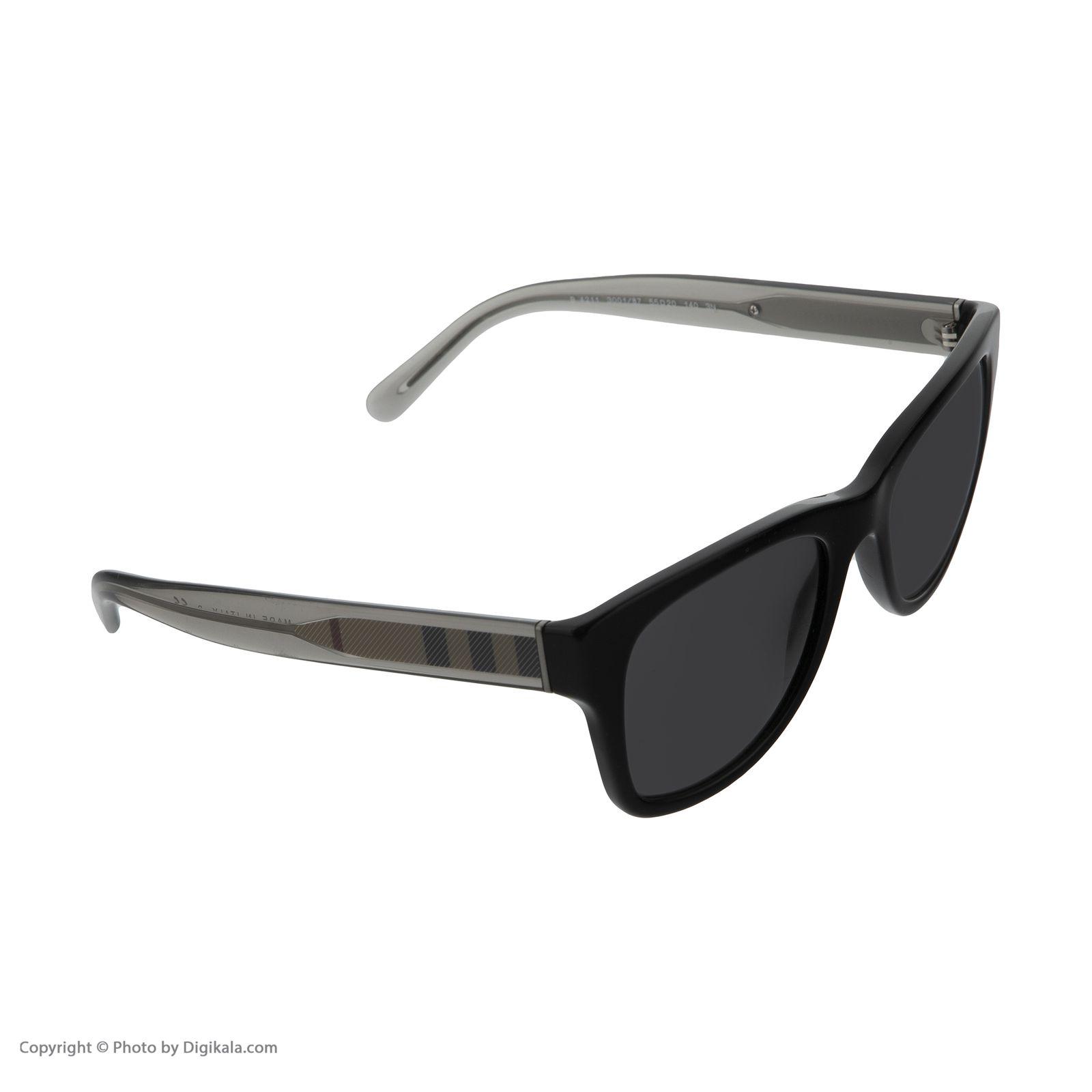 عینک آفتابی زنانه بربری مدل BE 4211S 300187 55 -  - 4