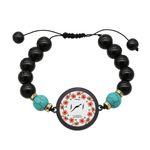 دستبند زنانه ناکسیگو طرح اسرا کد BR4094