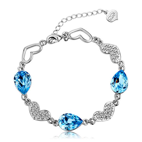 دستبند زنانه شهر جواهر مدل SJ-BC003