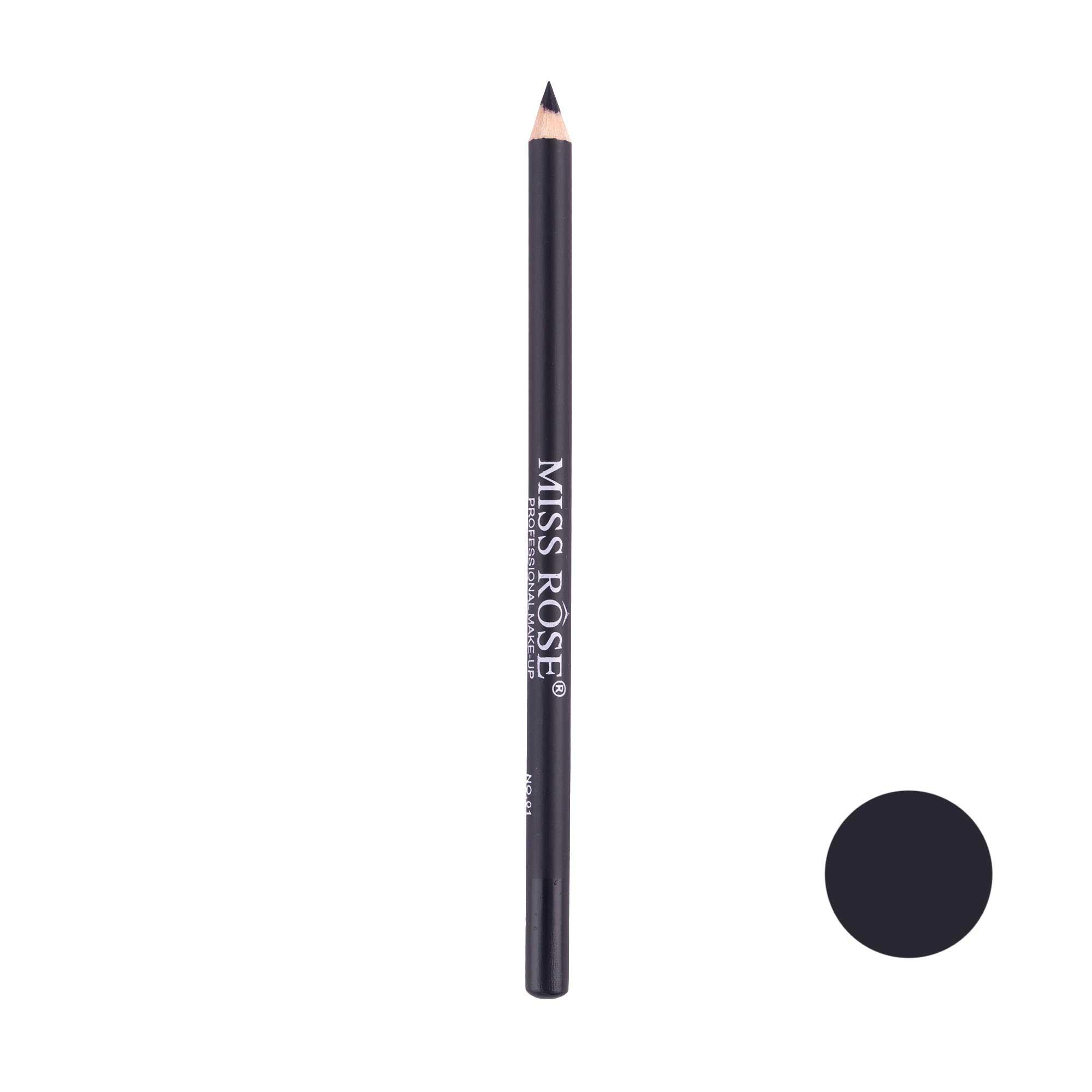 مداد چشم میس رز شماره 01