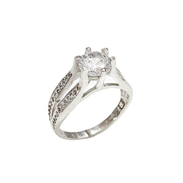 انگشتر نقره زنانه مدل ring155