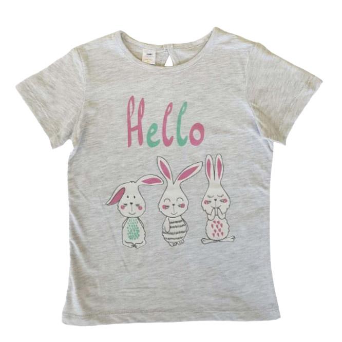 تی شرت آستین کوتاه بچگانه سوبه مدل خرگوش