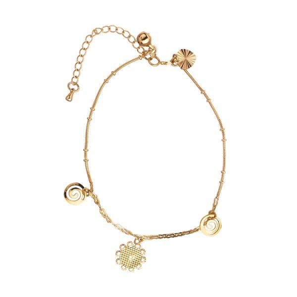 پابند طلا 18 عیار زنانه مایا ماهک مدل MA0135