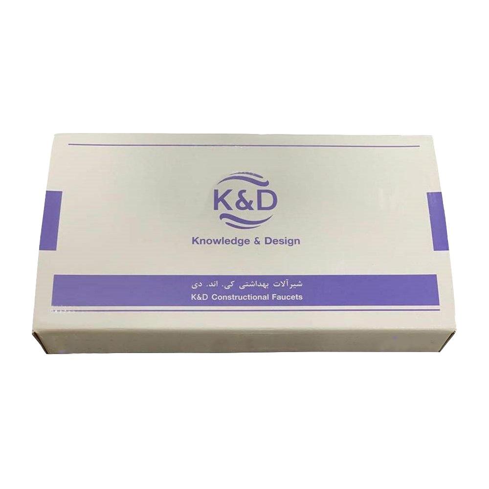 شیر حمام کی اند دی سری آریل مدل KD-2022  در بزرگترین فروشگاه اینترنتی جنوب کشور ویزمارکت