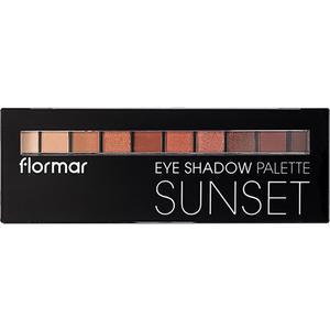 پالت سایه چشم فلورمار مدل sunset