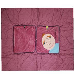 ملحفه کودک طرح بچه فامیل کد 2024